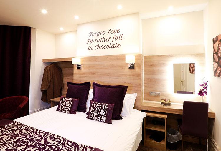 The Chocolate Box Hotel Bournemouth