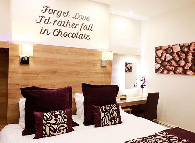 The Chocolate Box Hotel, Bournemouth, UK